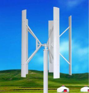 5000W AC-120V/220V vertikaler Mittellinien-Wind-Energien-Generator (SHJ-VH5000)