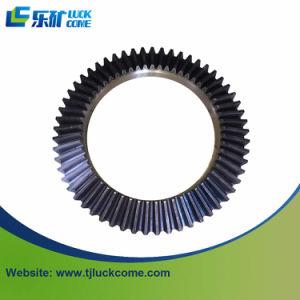 Trituradora Gear-Cone cónico espiral