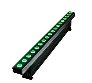 18LEDs*8W RGBW 4in1 LEDの壁の洗濯機の屋内段階ライト
