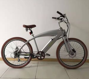 500W 48Vの脂肪質のタイヤの巡洋艦の電気バイク浜のEバイクの新しいモデルの電気自転車