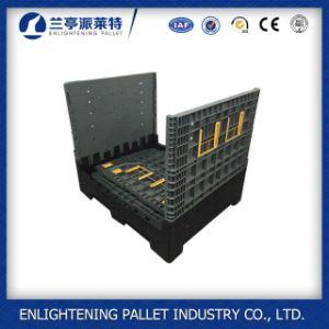 Los grandes contenedores de palets de plástico plegables para Industrial