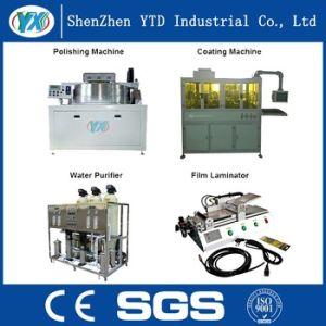 Le logiciel YTD-650 cnc machine de forage de gravure pour le verre optique