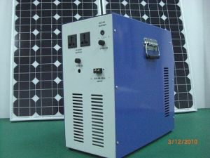 300W 태양 가정 전원 시스템 (LFS-MSP300W)