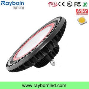 заводская цена промышленных 100W 200W UFO светодиодные лампы отсека высокого