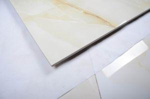 建築材料の家の装飾(600*600mm)のための磨かれた磁器の床の石のタイル