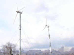 5000w 바람 발전기
