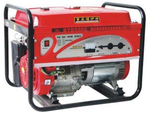 Os conjuntos de geradores de gasolina 5GF-6500-188F(5.0KW)