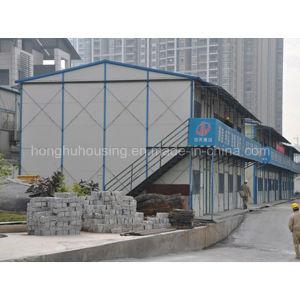 China Proveedor Panel de aislamiento acústico de la estructura de acero para la construcción de viviendas