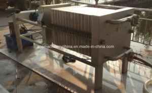 Aço inoxidável Industrial Filtro da Placa de Pressão Automática
