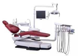 中国の良質の革歯科単位の歯科装置(KJ-918)