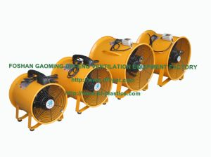 AC 220V Industrial Axial Exhaust Ventilator Fan