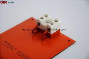 シリコーンゴムのアルミ合金の温湿布、電力配分のキャビネットの除湿のヒーター