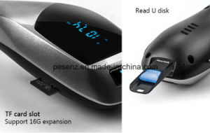 X5 Kit de coche manos libres Bluetooth con reproductor de MP3, accesorios para teléfonos
