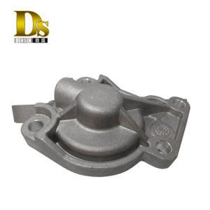 Moulage en aluminium Densen personnalisé de la gravité et l'usinage et de la surface de l'oxydation anodique du couvercle de soupape pour le train à grande vitesse
