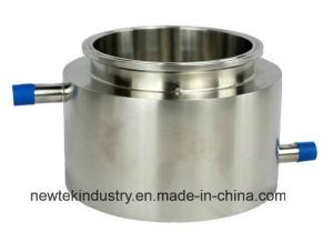 Tri Le Collier isolant chemisé pour briser les plateaux en acier inoxydable (304)