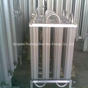 Venda a quente de grau superior a China Gas Station Original bom desempenho de gases com vaporizador de Ar Ambiente