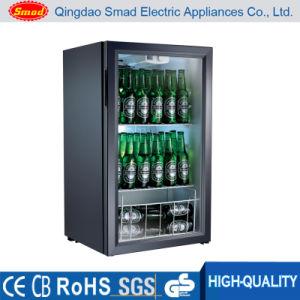 Mini aufrechter Bildschirmanzeige-Gefriermaschine-Getränkekühler-Schaukasten