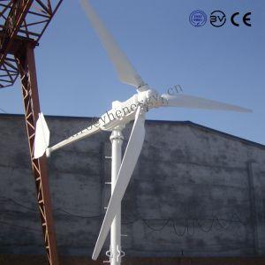 Ветер с приводом от генератора переменного тока 5 квт ветряной мельницы 24V/48V