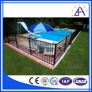 Australia Popular valla valla de aluminio/Jardín