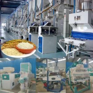 タンザニアの時間の米製造所のプラントごとの自動2tons
