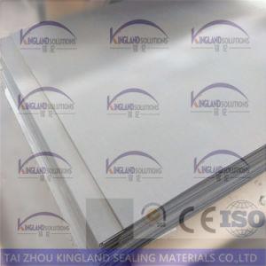 (KL1104) Rojo Non-Asbestos hoja de la junta de papel