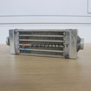 Pour le refroidissement en aluminium cuivre// Fin de l'air de chauffage tube échangeur de chaleur