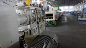 Feuille de mousse isolant de caoutchouc et le tuyau de ligne de machines