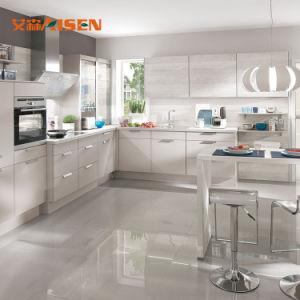 Enchimento de venda quente designs de cozinha espaços pequenos estilo europeu armário de cozinha moderna