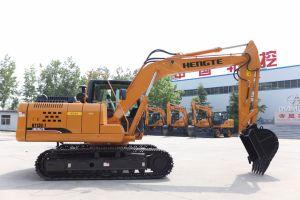 Chinesischer hydraulischer Exkavator der Gleisketten-Ht130-7