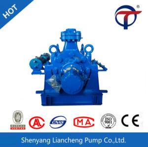 Acero inoxidable 7 etapas centrífugas centrifugas bomba de agua de alimentación de calderas