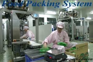 Máquina de embalaje de llenado de alimentos de origen animal
