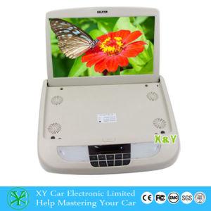 Auto-Flitzen Roof unten Bildschirm-Überwachungsgerät LCD-Digital