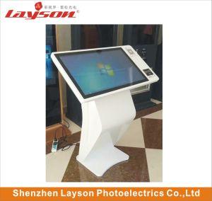 47 LCD van het Netwerk van het Winkelcomplex van de duim van LEIDENE van de Speler van de Reclame Kiosk van de Betaling van de Zelfbediening van de Informatie van de Monitor van het Scherm van de Aanraking de Digitale Signage WiFi HD Interactieve
