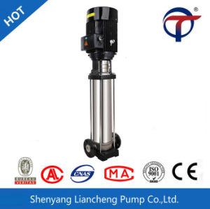 Système de nettoyage Cdlf vertical de la pompe centrifuge à plusieurs degrés d'eau pure
