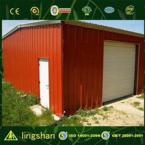 Estructura de acero de bajo coste de almacén agrícola arrojar la construcción