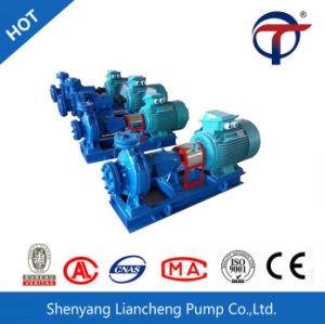 IH 시리즈 수평한 전동기 몬 단단 화학제품 펌프