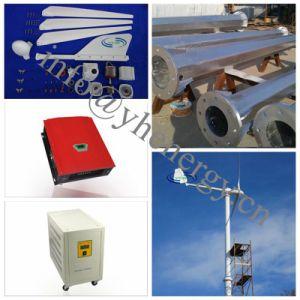 Wind-Energien-Generator-heißer Verkauf des Dach-2kw oberster horizontaler