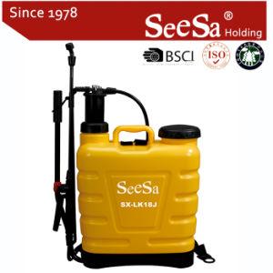 18L Knapsack/рюкзак ручной стороны давления опрыскивателя в сельском хозяйстве (SX - LK18J)