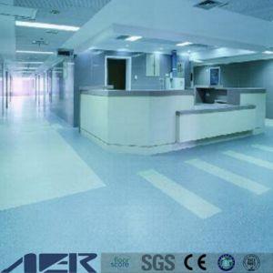 미끄러짐 병원을%s 저항하는 반대로 세균성 PVC 비닐 균질 마루