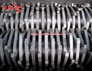 低速小型金属のシュレッダー
