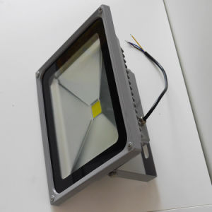 中国LEDの洪水ライト30With50With70W屋外ライトLED IP66