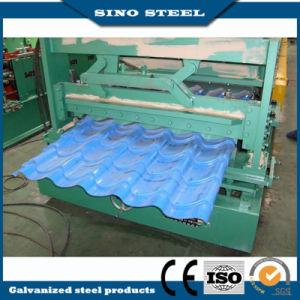 PPGI Pre-Painted Folha de aço corrugado para construção de coberturas