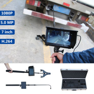 Bewegliches Portable 5.0MP 1080P HD Under Vehicle Inspection Camera DVR System Search Mirror