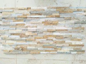 Panneau de pierres empilées Dective mur