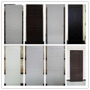 Portello interno dell'ufficio delle camere da letto delle stanze di vetro Tempered del MDF della cucina di legno acquistabile durevole stabile disponibile del PVC