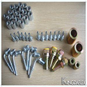 Montaggi idraulici del puntale del tubo flessibile di alta qualità accessori
