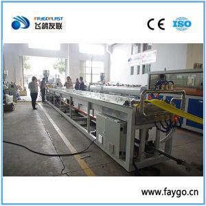 Waterstop de PVC suave Línea de extrusión