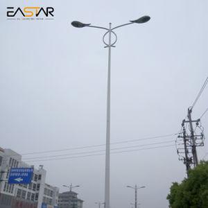 30W~200W de potencia alta protección IP66 poste de acero Calle luz LED