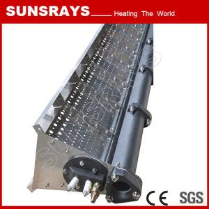 産業暖房のための鋳造物のステンレス鋼バーナーダクトバーナー