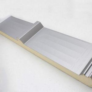 Контейнер дом строительные материалы стали полиуретана (PU) Сэндвич панели крыши